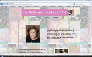 New Website: Author/Artist Children's Books in Florida/New York