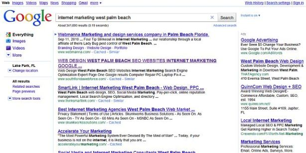 internet marketing west palm beach