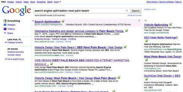 seo west palm beach